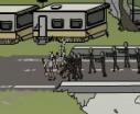Remorque de Zombie Parc